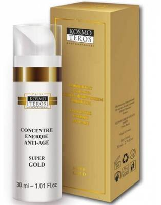 Концентрат для лица Anti-Age «Super Gold», Kosmoteros, Concentre Enerqie Anti-Age «Super Gold», 5166